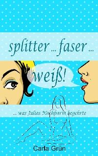 Cover splitter faser weiß!