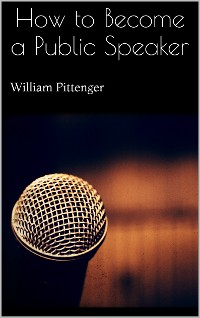 Cover How to Become a Public Speaker