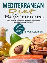 Cover Mediterranean Diet for Beginners