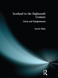 Cover Scotland in the Eighteenth Century