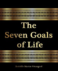 Cover The  Seven Goals  of Life