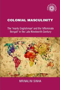 Cover Colonial masculinity