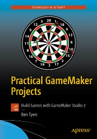 Cover Practical GameMaker Projects