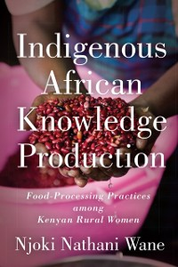 Cover Indigenous African Knowledge Production