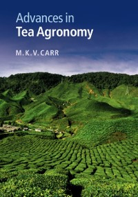 Cover Advances in Tea Agronomy