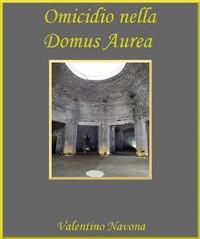 Cover Omicidio nella Domus Aurea
