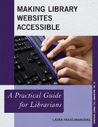 Cover Making Library Websites Accessible