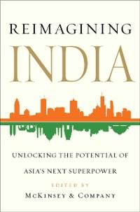 Cover Reimagining India