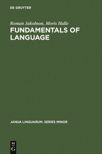 Cover Fundamentals of Language