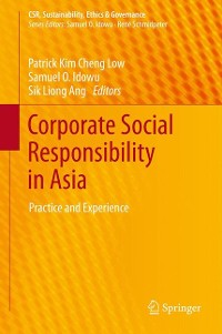 Cover Corporate Social Responsibility in Asia