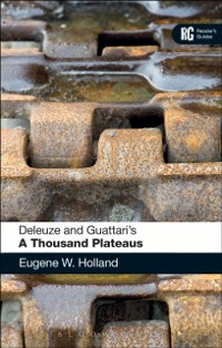 Cover Deleuze and Guattari's 'A Thousand Plateaus'