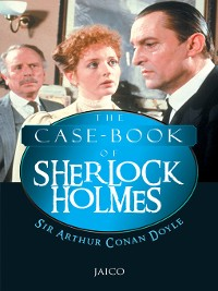 Cover The Case-Book of Sherlock Holmes