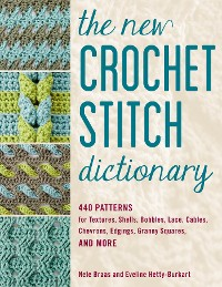 Cover The New Crochet Stitch Dictionary
