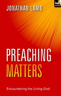 Cover Preaching Matters