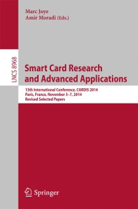 Cover Smart Card Research and Advanced Applications