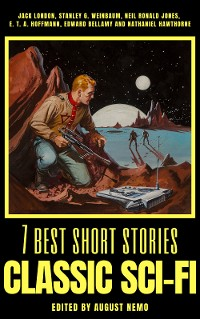 Cover 7 best short stories - Classic Sci-Fi