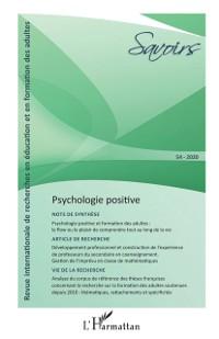 Cover PSYCHOLOGIE POSITIVE