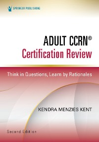 Cover Adult CCRN® Certification Review, Second Edition