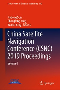 Cover China Satellite Navigation Conference (CSNC) 2019 Proceedings