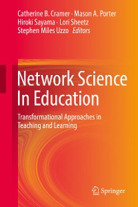 Cover Network Science In Education