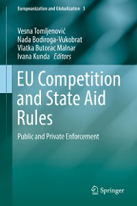 Cover EU Competition and State Aid Rules
