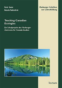Cover Teaching Canadian Ecologies
