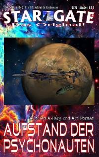 Cover STAR GATE – Staffel 2 – 015-016: Aufstand der Psychonauten