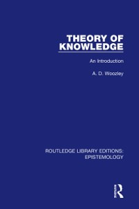 Cover Theory of Knowledge