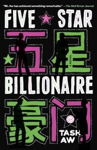 Cover Five Star Billionaire