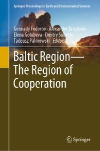 Cover Baltic Region—The Region of Cooperation