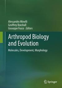 Cover Arthropod Biology and Evolution