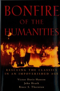 Cover Bonfire of the Humanities