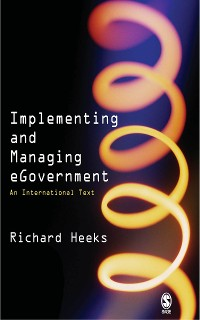 Cover Implementing and Managing eGovernment