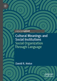 Cover Cultural Meanings and Social Institutions