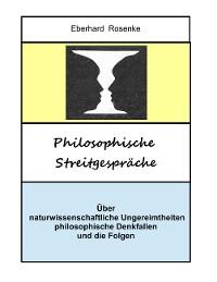 Cover Philosophische Streitgespräche