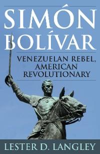 Cover Simón Bolívar