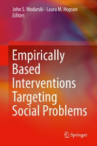 Cover Empirically Based Interventions Targeting Social Problems
