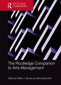 Cover Routledge Companion to Arts Management
