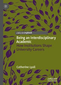Cover Being an Interdisciplinary Academic