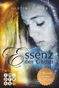 Cover Essenz der Götter. Alle Bände in einer E-Box!