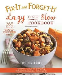 Cover Fix-It and Forget-It Lazy and Slow Cookbook