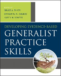Cover Developing Evidence-Based Generalist Practice Skills
