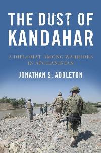 Cover The Dust of Kandahar