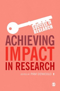 Cover Achieving Impact in Research