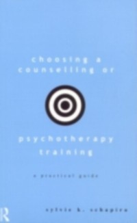 Cover Choosing a Counselling or Psychotherapy Training