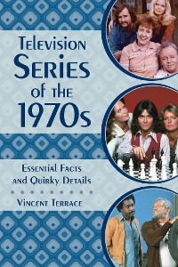 Cover Television Series of the 1970s