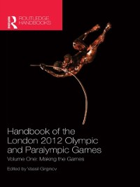Cover Handbook of the London 2012 Olympic and Paralympic Games