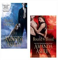 Cover Amanda Ashley Bundle: Bound By Night & Bound By Blood