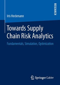 Cover Towards Supply Chain Risk Analytics
