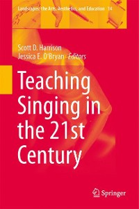 Cover Teaching Singing in the 21st Century